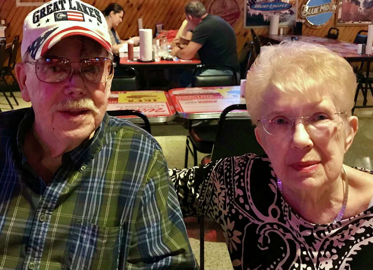 Glenn and Carol Gillespie