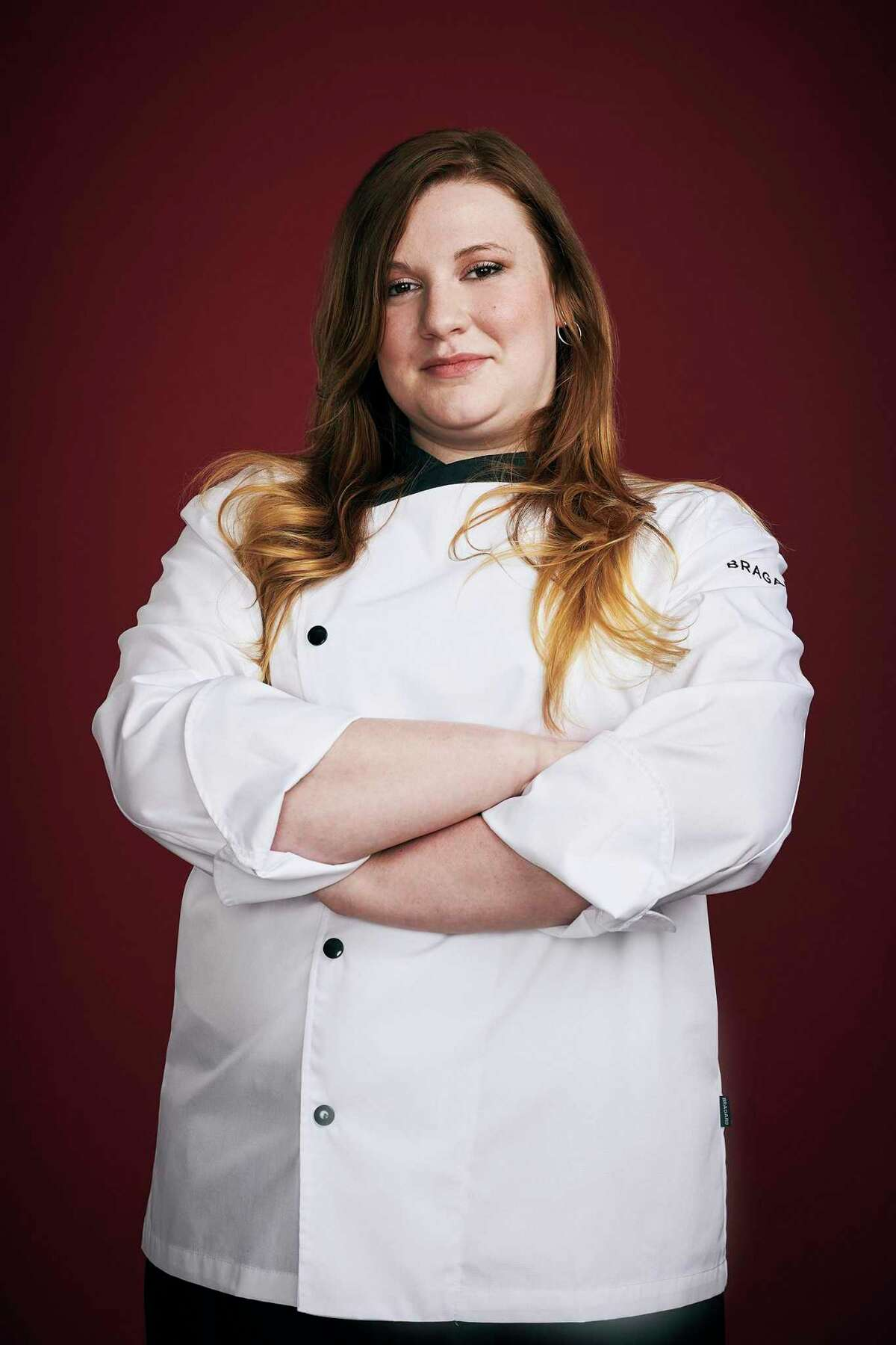"""Morgana Vesey of New London, a contestant on FOX's upcoming """"Hell's Kitchen Young Guns"""" season."""