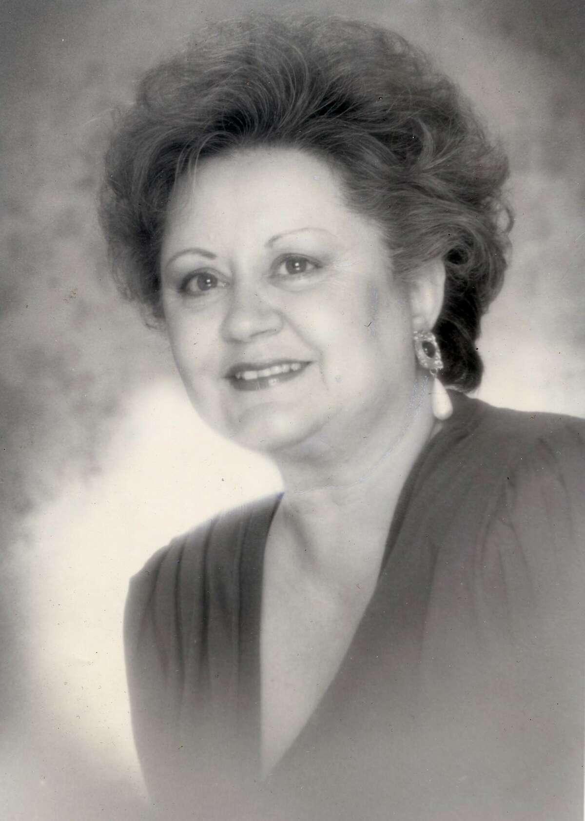 Minerva Cantu Barrera