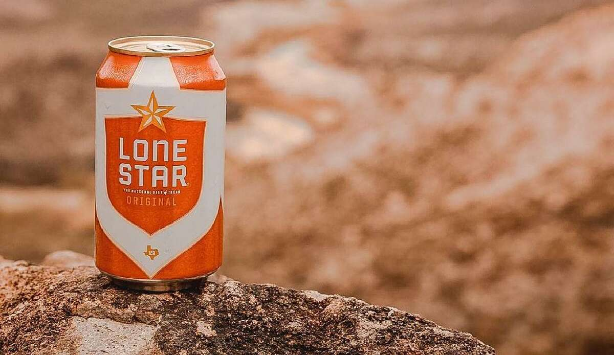 """Lone Star beer dates back to 1874, when Adolphus Busch of Anheuser-Busch fame founded Lone Star Brewing Co. with a group of San Antonio businessmen. A study recently found that Lone Star is Texas' most """"trashy"""" beer."""
