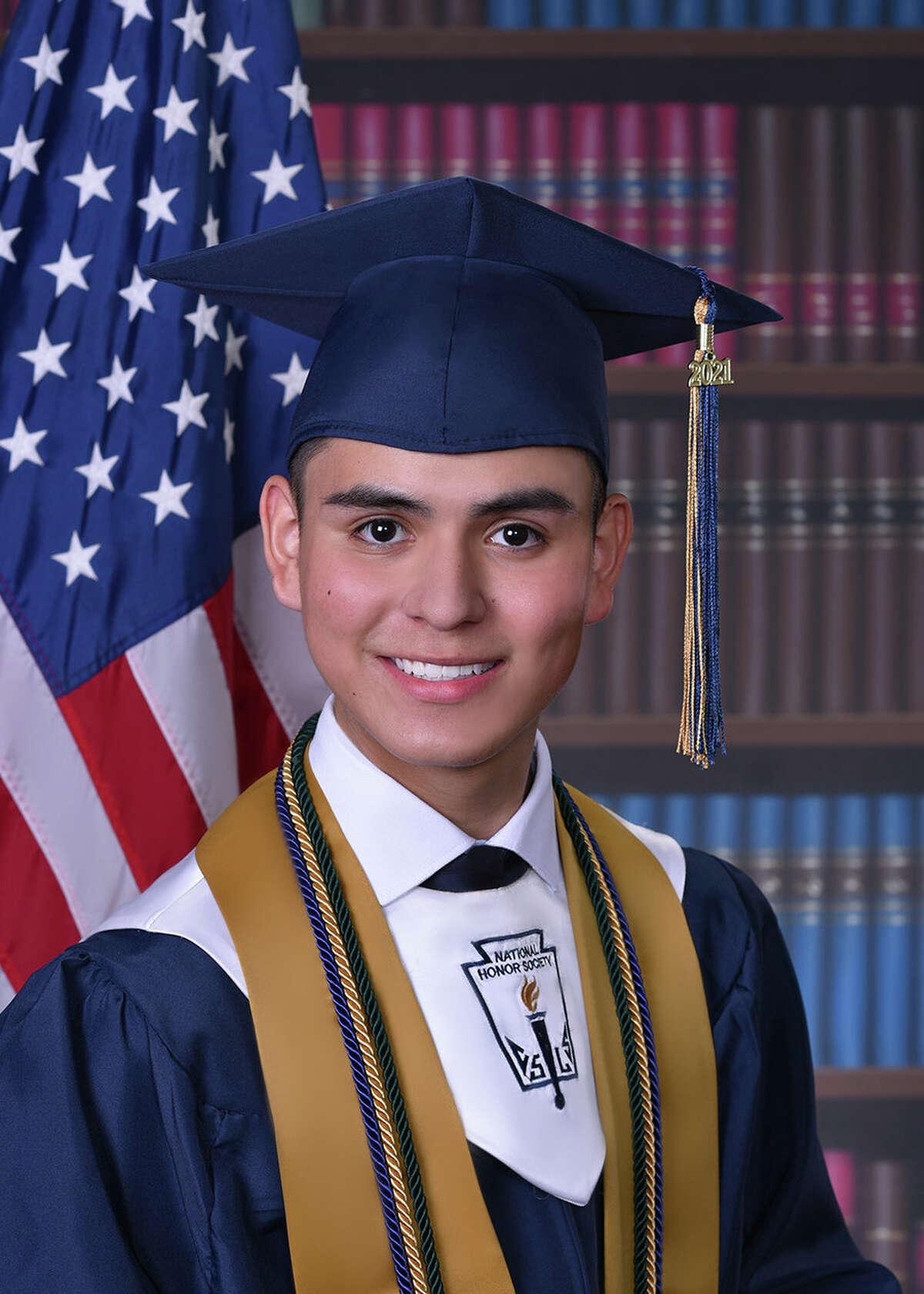 John B. AlexanderSalutatorian: Diego Hernandez, University of Texas at Austin