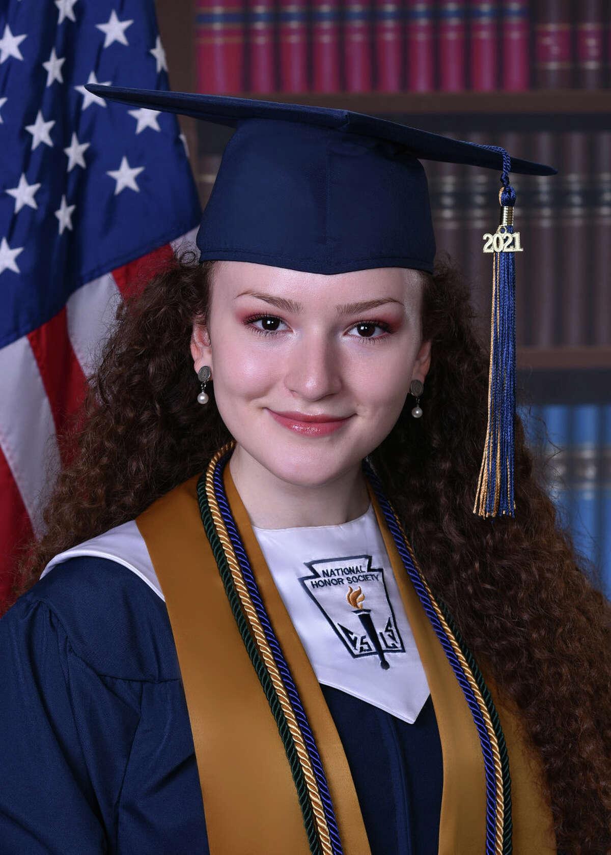 John B. Alexander Valedictorian: Eva Simone Nance, University of Texas at Austin