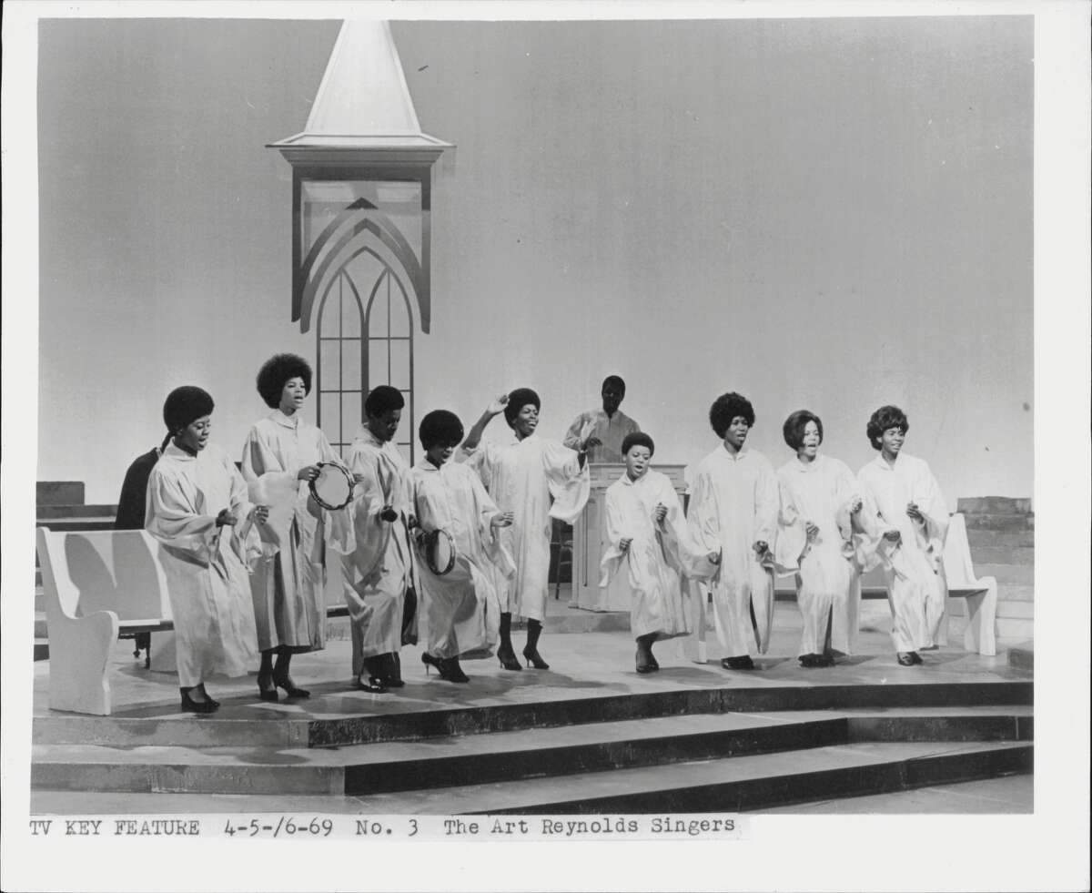 Gospel music singing group The Art Reynolds Singers. April 05, 1969. From Albany to Newburgh, our region has had a vibrant history of Black gospel music (which includes a Mahalia Jackson concert in Albany). Amazing musicians perform in local churches on any given Sunday.
