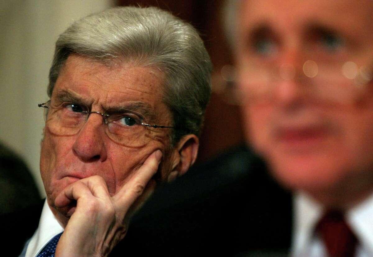 Sen. John Warner in 2005.