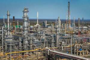 Valero's St. Charles refinery, where the company currently produces roughly 300 million gallons of renewable diesel annually.