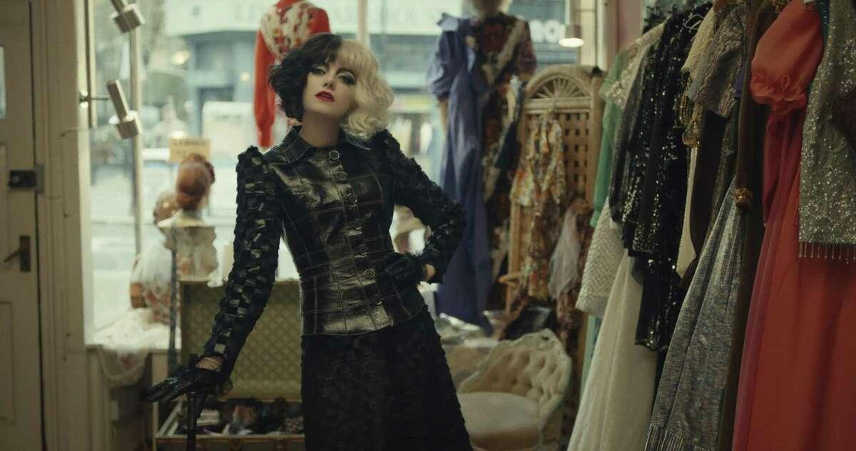 Emma Stone stars in Disney's new live-action film