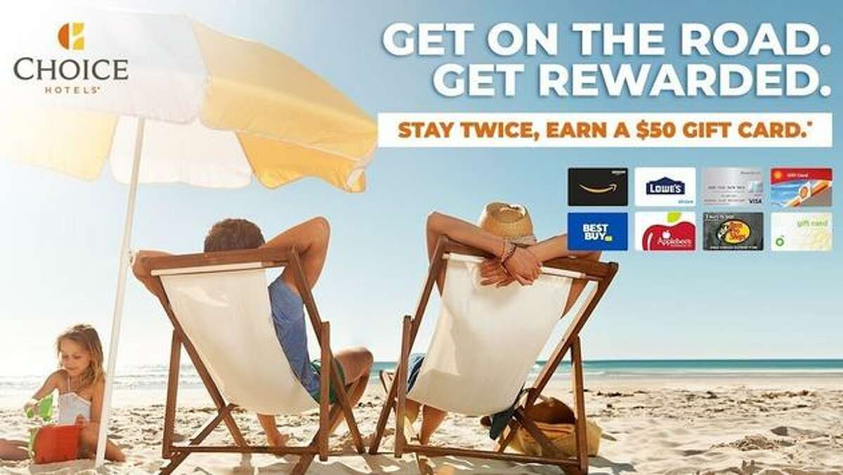 Get on the Road, Get Rewarded with Choice Hotels this summer