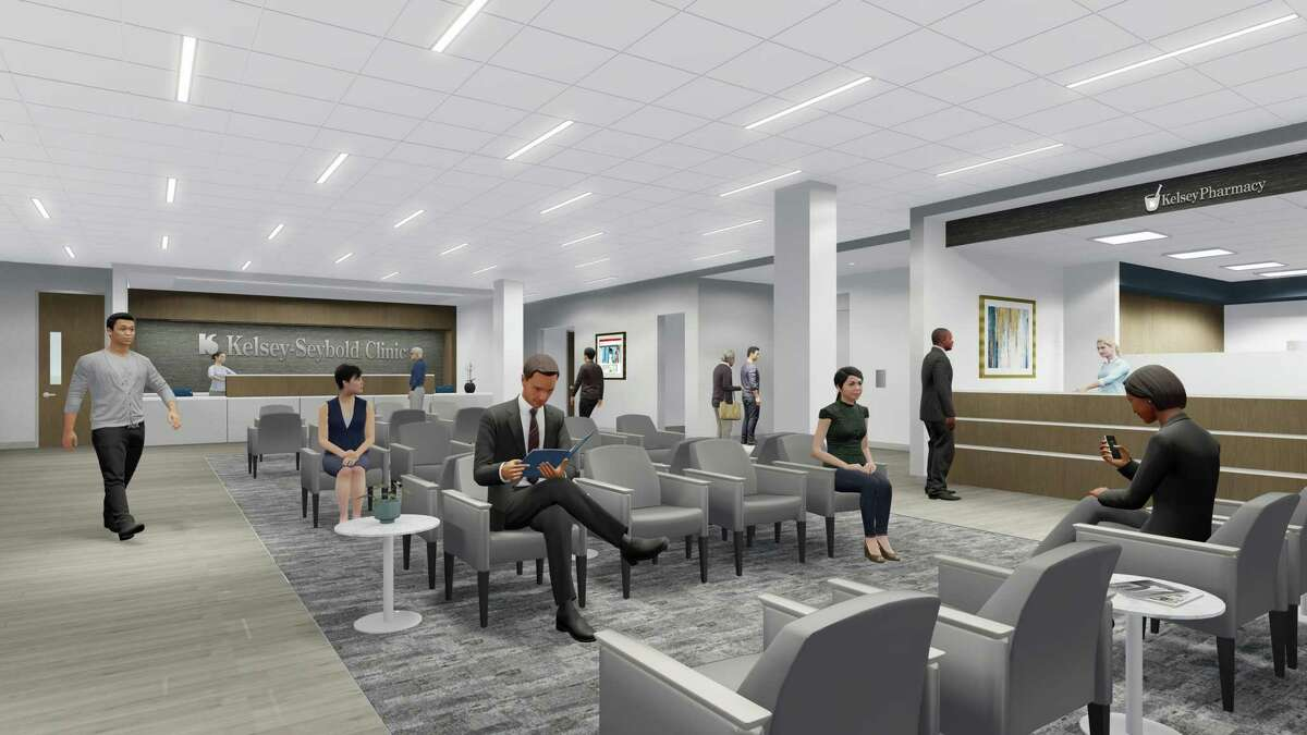 Kelsey-Seybold Clinic will open a Greater Heights clinic on the fourth floor of 1900 N. Loop West. The space is being leased from Welltower Inc. The project team includes Powers Brown Architecture and Gamma Construction.