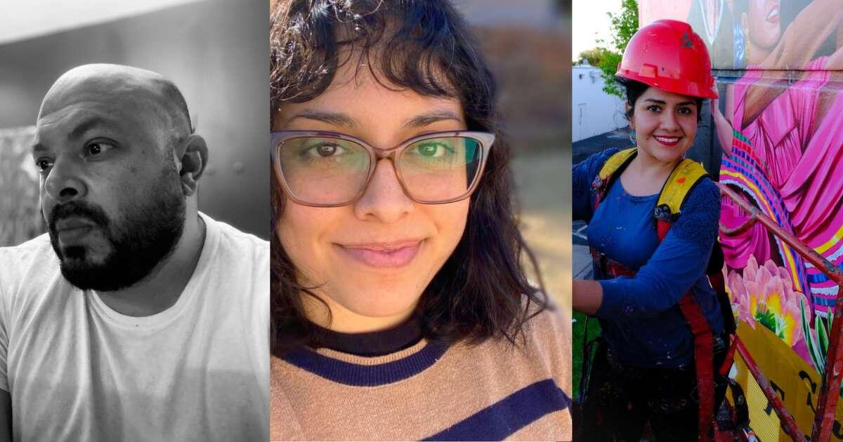 Victor Zarazua, Suzy González, and Sandra Gonzalez are tapped to create three new murals in partnership with SAMA.