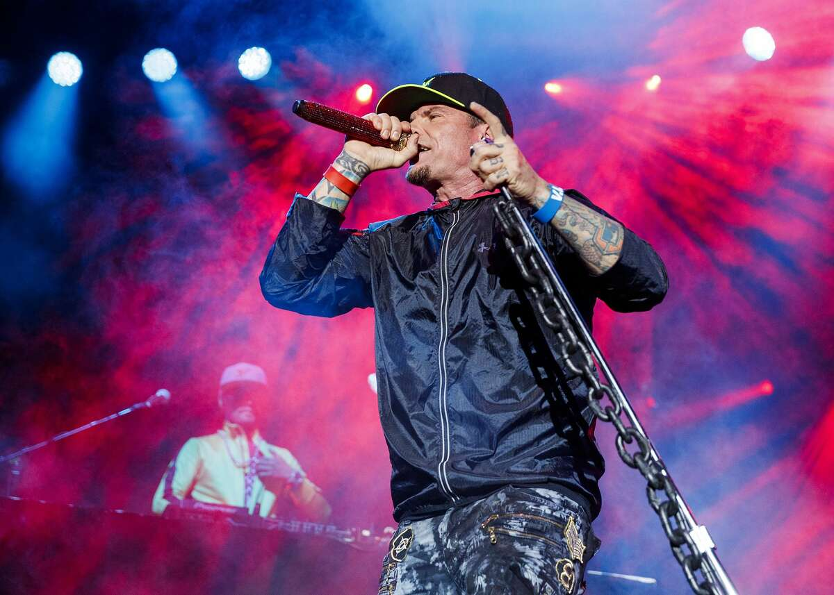 Vanilla Ice is coming to San Antonio. Here's where to catch the 90s rapper.
