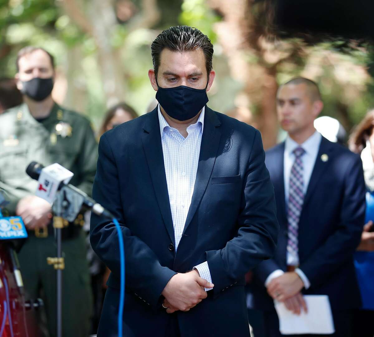 San Jose City Council Member Raul Peralez says a good friend of his is among those unaccounted for in the mass shooting.