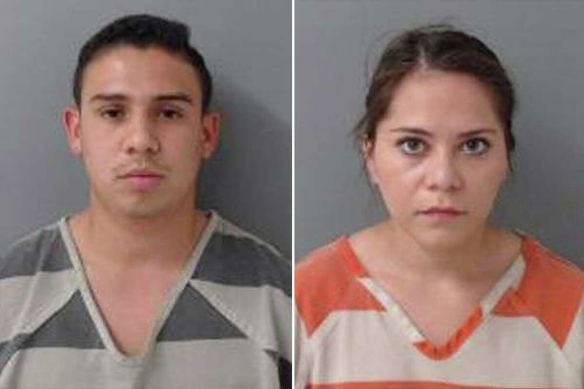 Alberto Aleman, 25, and Kristina Vera, 26, were charged on Friday with making false statements to police. Aleman was additionally charged with accident involving damage to a vehicle.