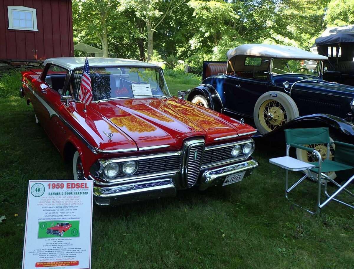 The Shelton Historical Society, in its first event since prior to the pandemic, will be hosting the Vintage Vehicles Antique & Classic Car Show on Father's Day, June 20. The event will run from 10 a.m. to 2 p.m.