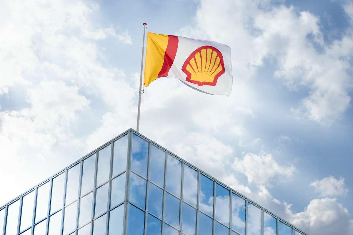 Shell Oil.
