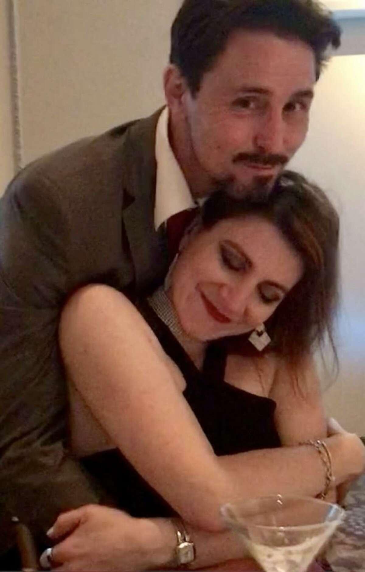 Jennifer Tiberio and Johnny Leone.