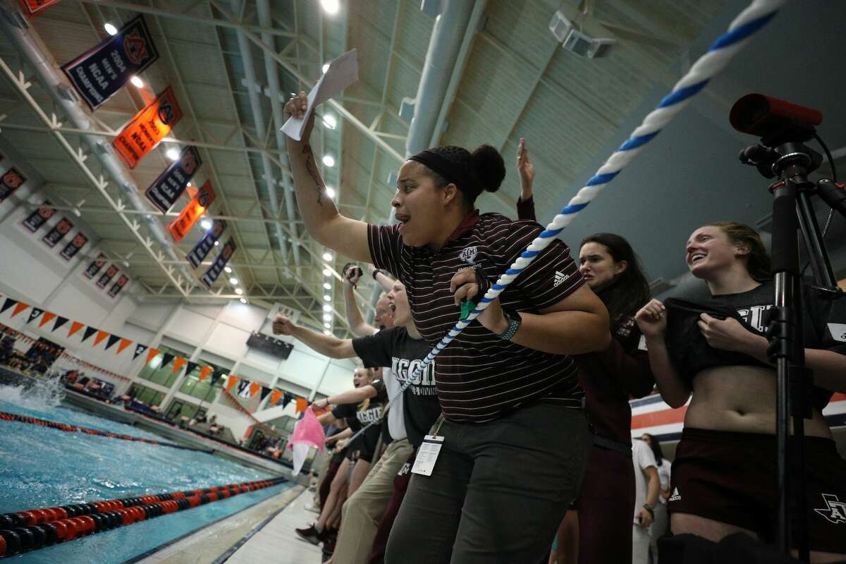 Tanica Jamison was named UH's head coach for the swimming and diving program.