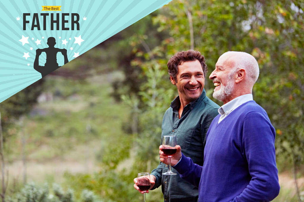 Raise a glass with dad this Father's Day and save $50 off with thisspecial offer from Wine Access.