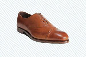 Allen Edmonds Hopkinson Cap-toe Oxford , on sale for $195.98 during  Allen Edmonds Memorial Day Sale .