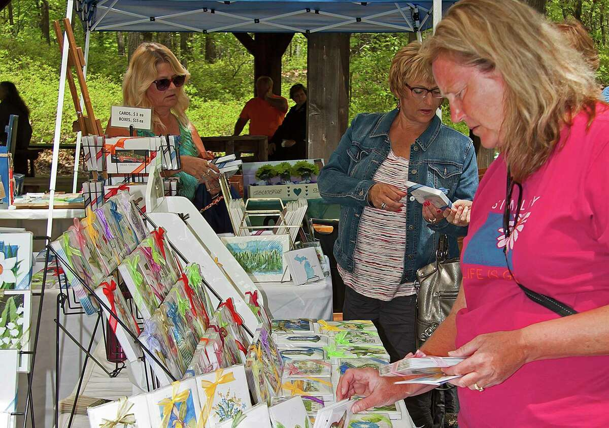 After a one-year hiatus due to the pandemic, the annual Lady's Slipper Festival will return to the Huron County Nature Center this Sunday. (Bill Diller/For the Tribune)