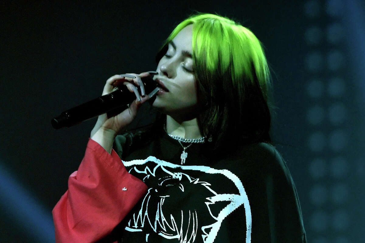See Billie Eilish at the Chase Center in San Francisco on Tuesday, March 29, 2022
