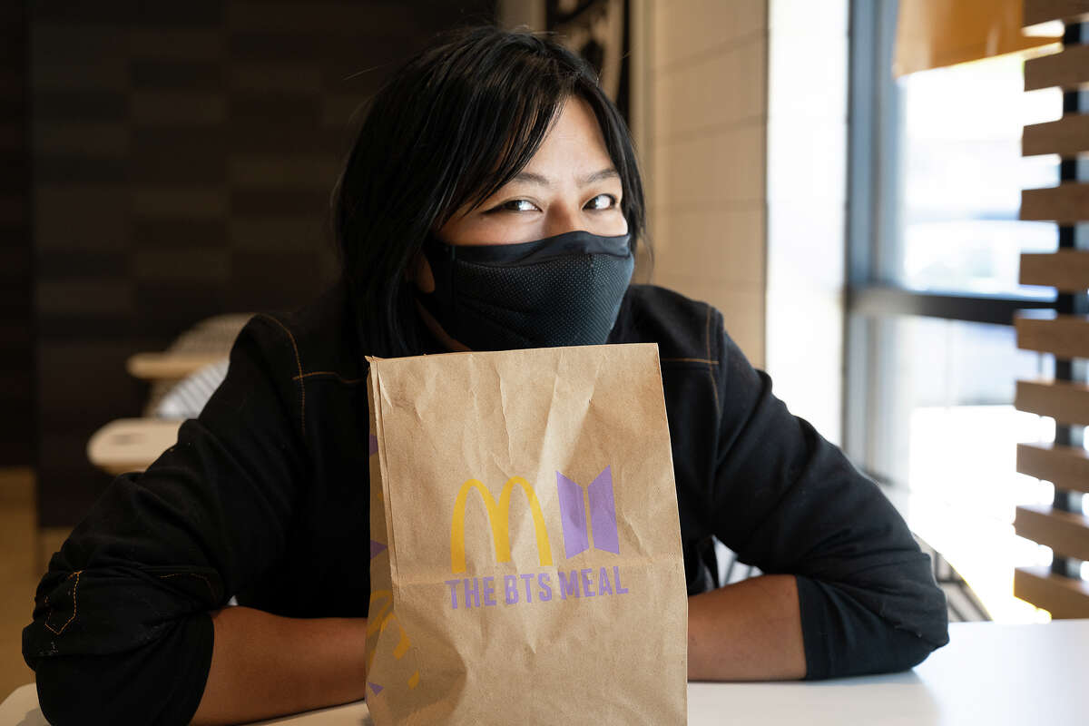 SFGATE Food + Drink editor Dianne de Guzman wanted to learn about the fandom around BTS, ahead of their collaboration with McDonald's. So she dove in.