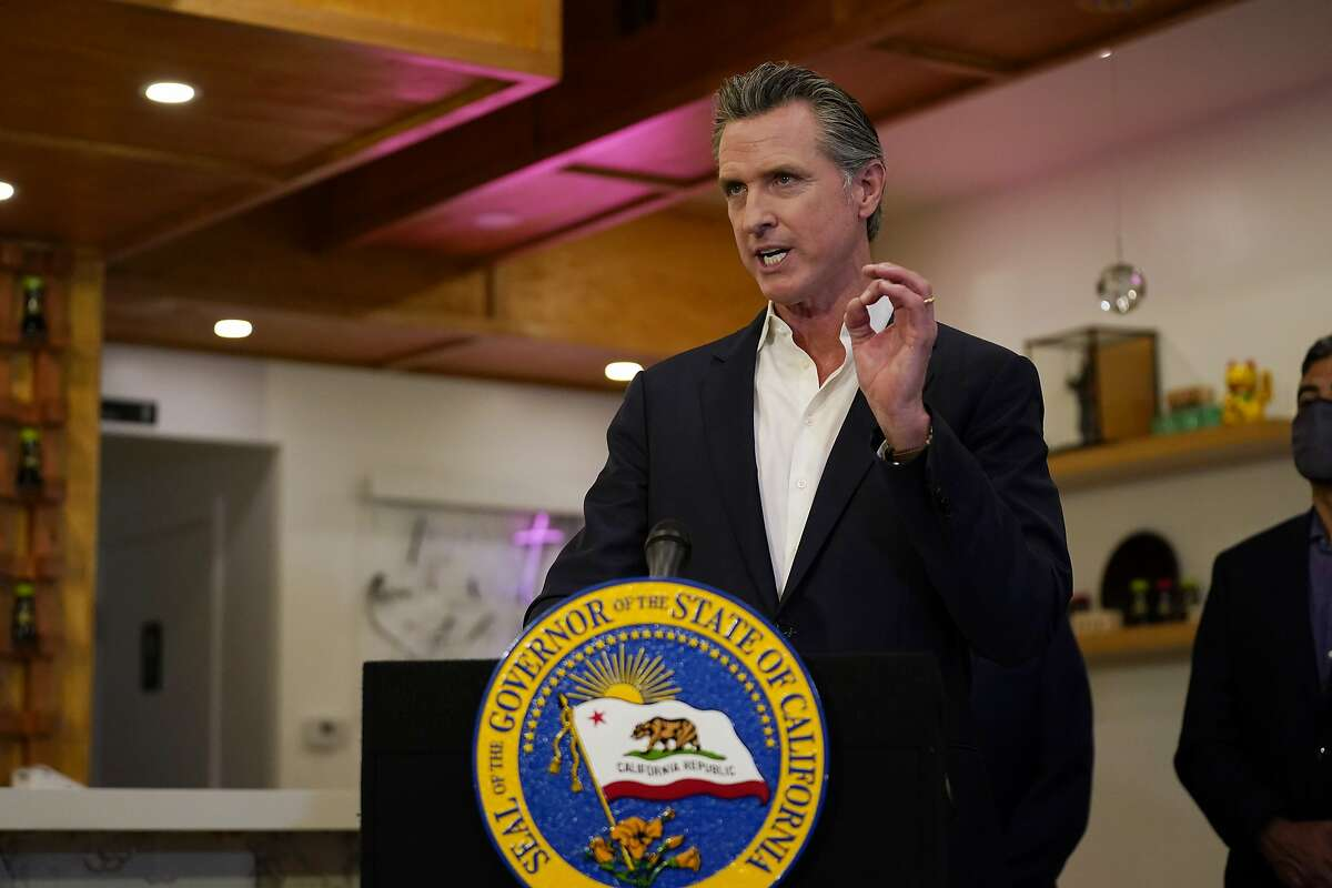 Gov. Gavin Newsom has announced incentives to get people vaccinated.