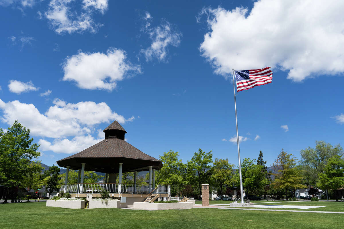 In Minden, Nevada, a siren goes off every day at noon and 6 p.m. Members of the Washoe Tribe have been asking the town to silence the 6 p.m. siren because of its affiliation with a racist sundown ordinance that was in place for much of the 20th century.
