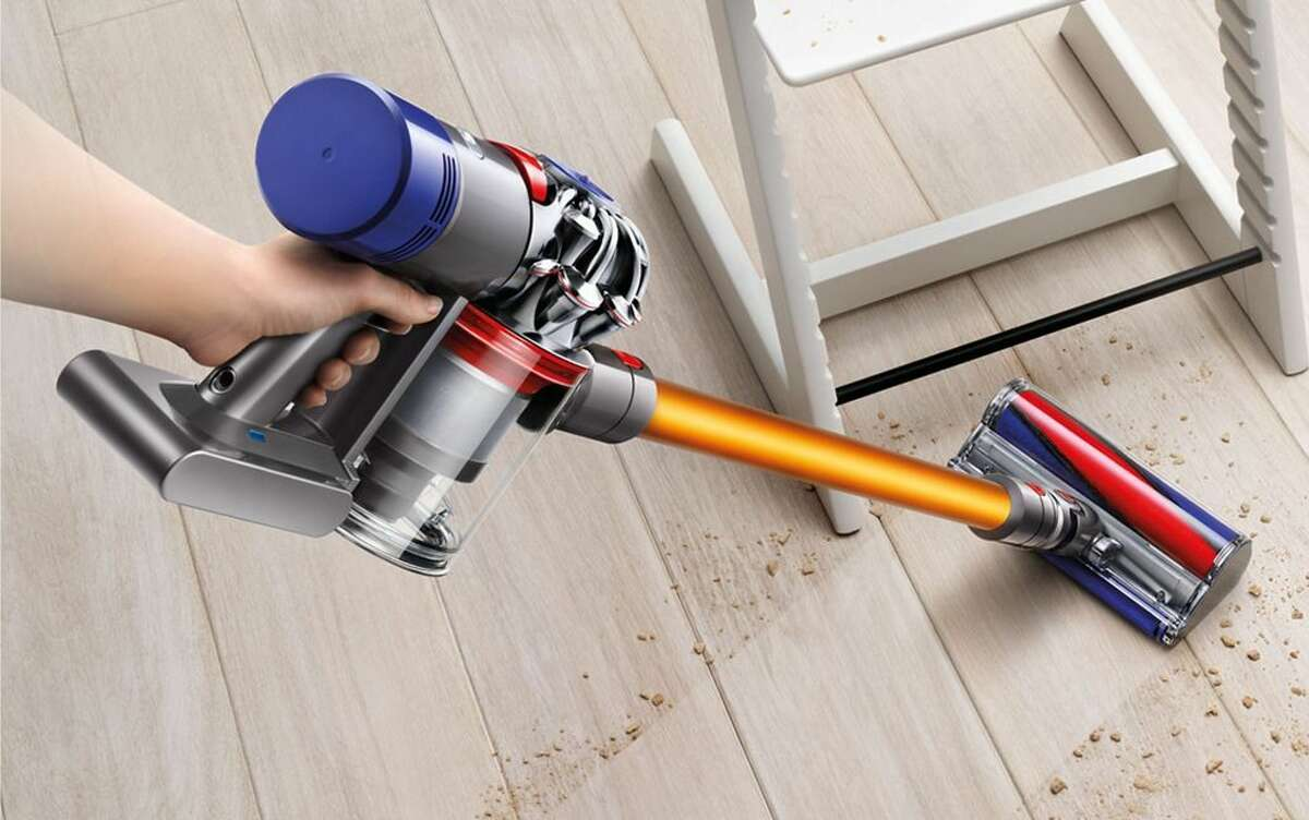V8 Absolute Yellow, $100 off at Dyson