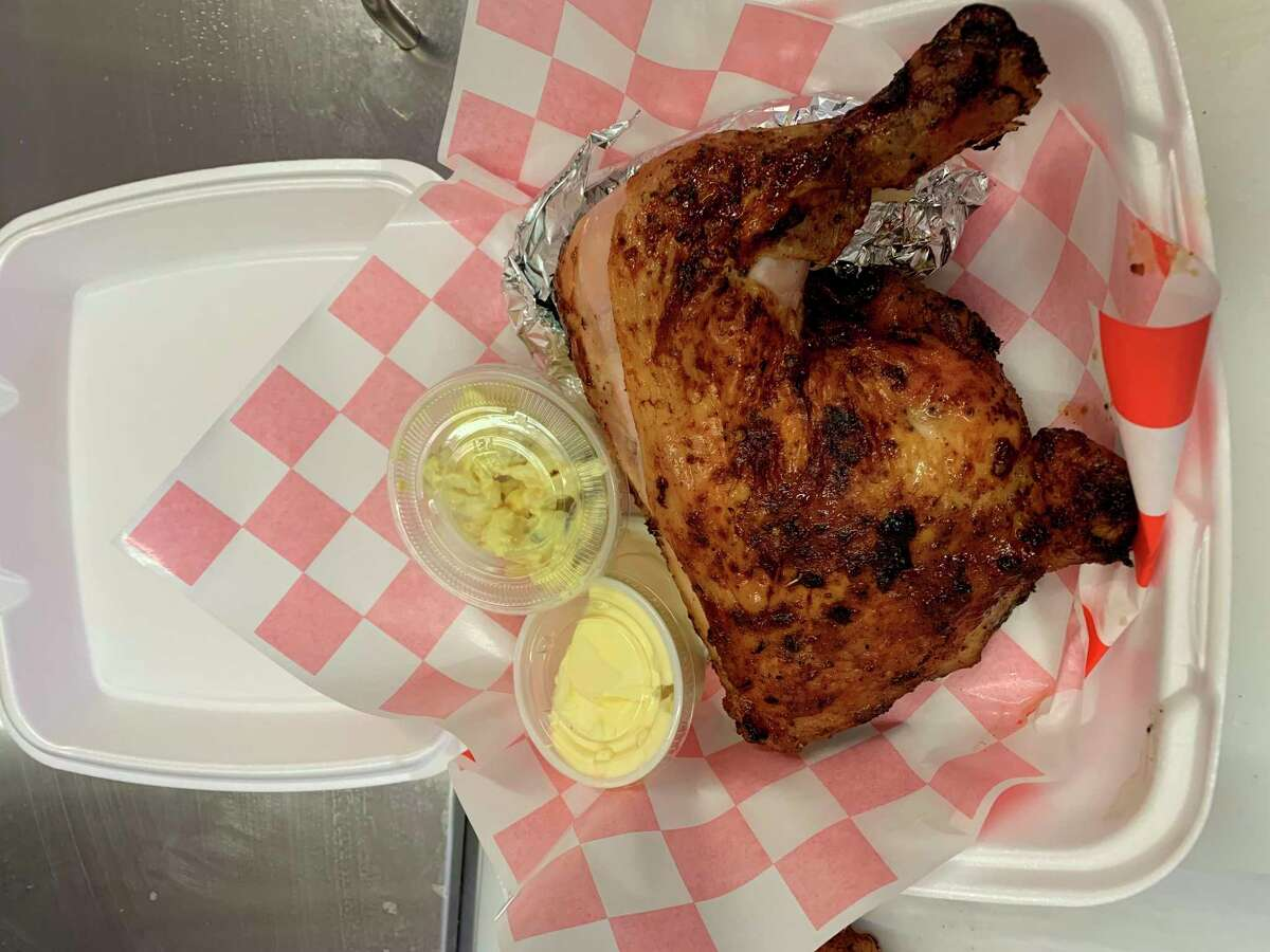 The Yellow Window Deli now has options like locally sourced roastedchicken. (Courtesy/Tammy Spring)