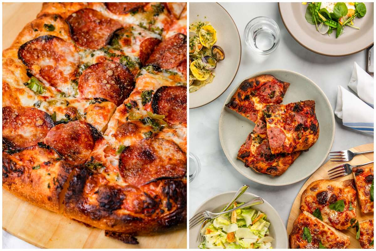 Itria, which opened May 20, offers a small selection of focaccia-style pizzas in San Francisco.
