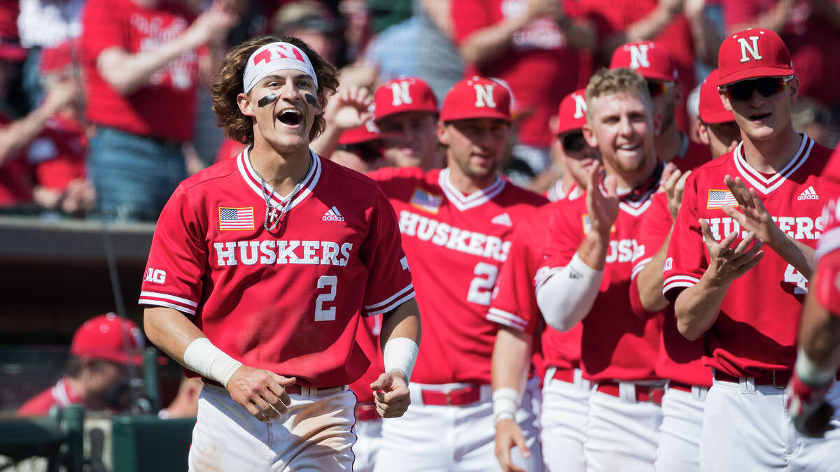Jaxon Hallmark, former Midland High standout and Nebraska's first-team All-Big Ten outfielder,signed a free agent contract with the Houston Astros on Wednesday.