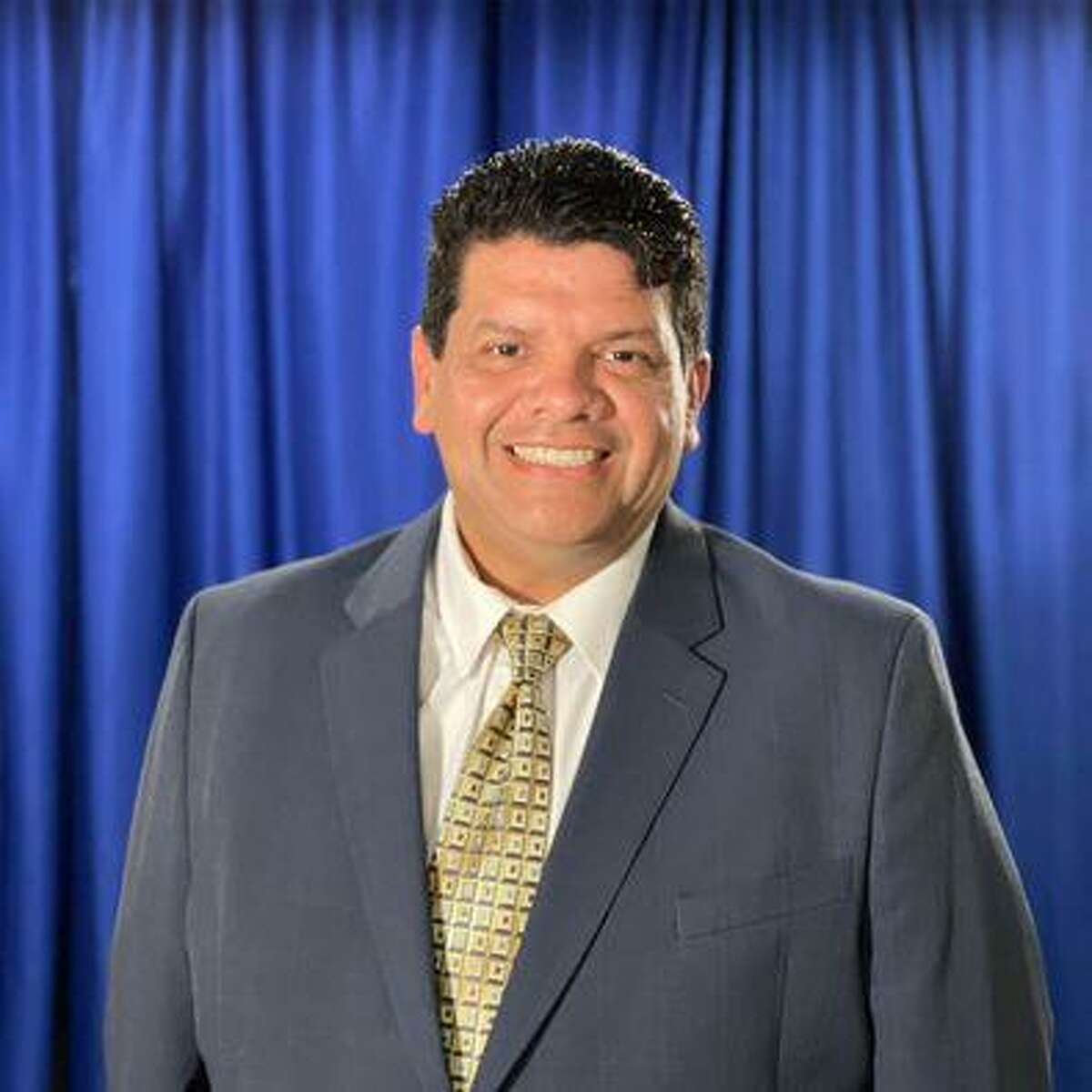 Rudi Lopez, candidate for District 5 City Council.