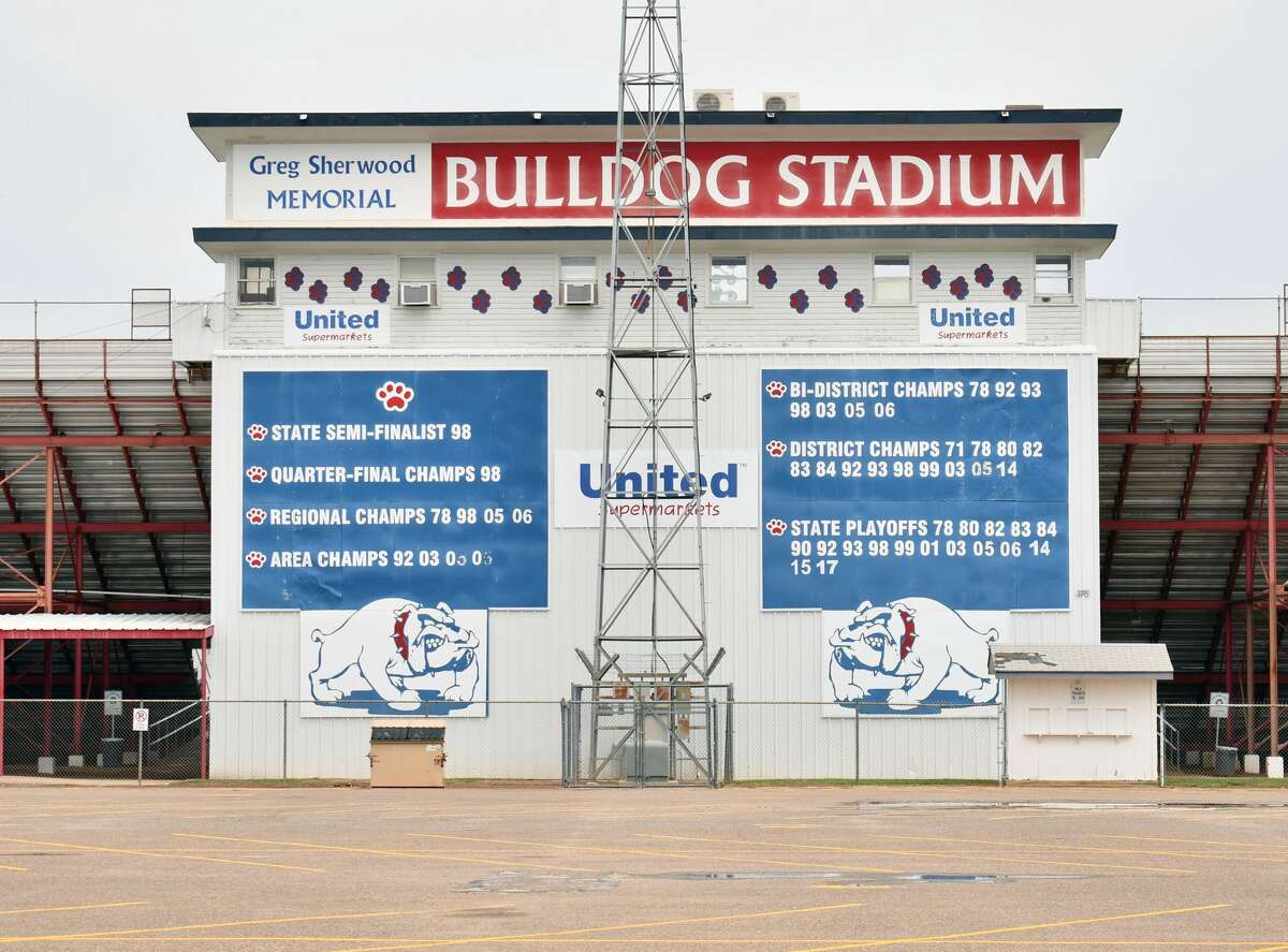 The Plainview ISD School Board voted to revamp the exterior of the press box at Greg Sherwood Memorial Stadium.