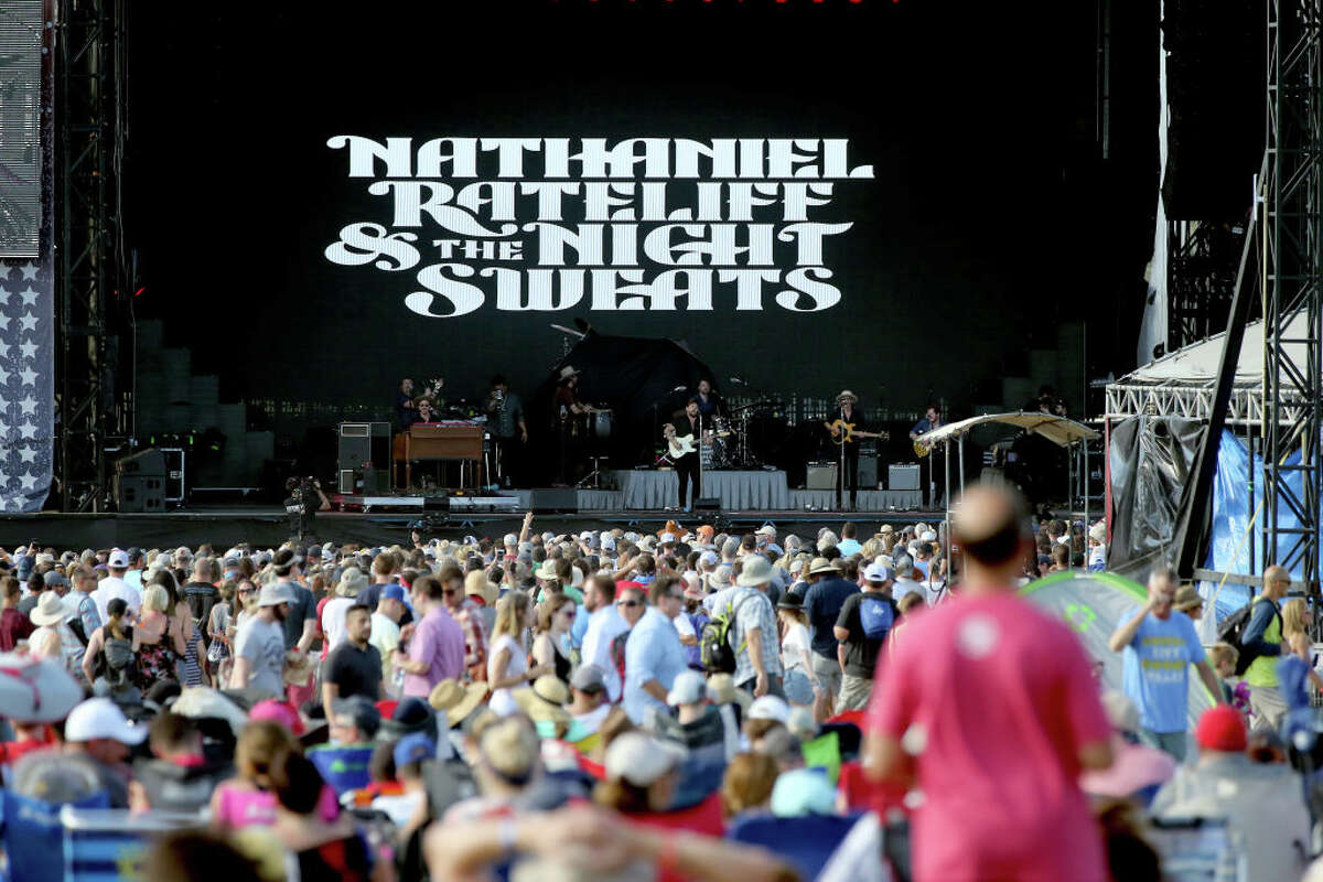 Nathaniel Rateliff & the Night Sweats will play Belleayre Mountain July 31, the latest summer concert announcement in the region.