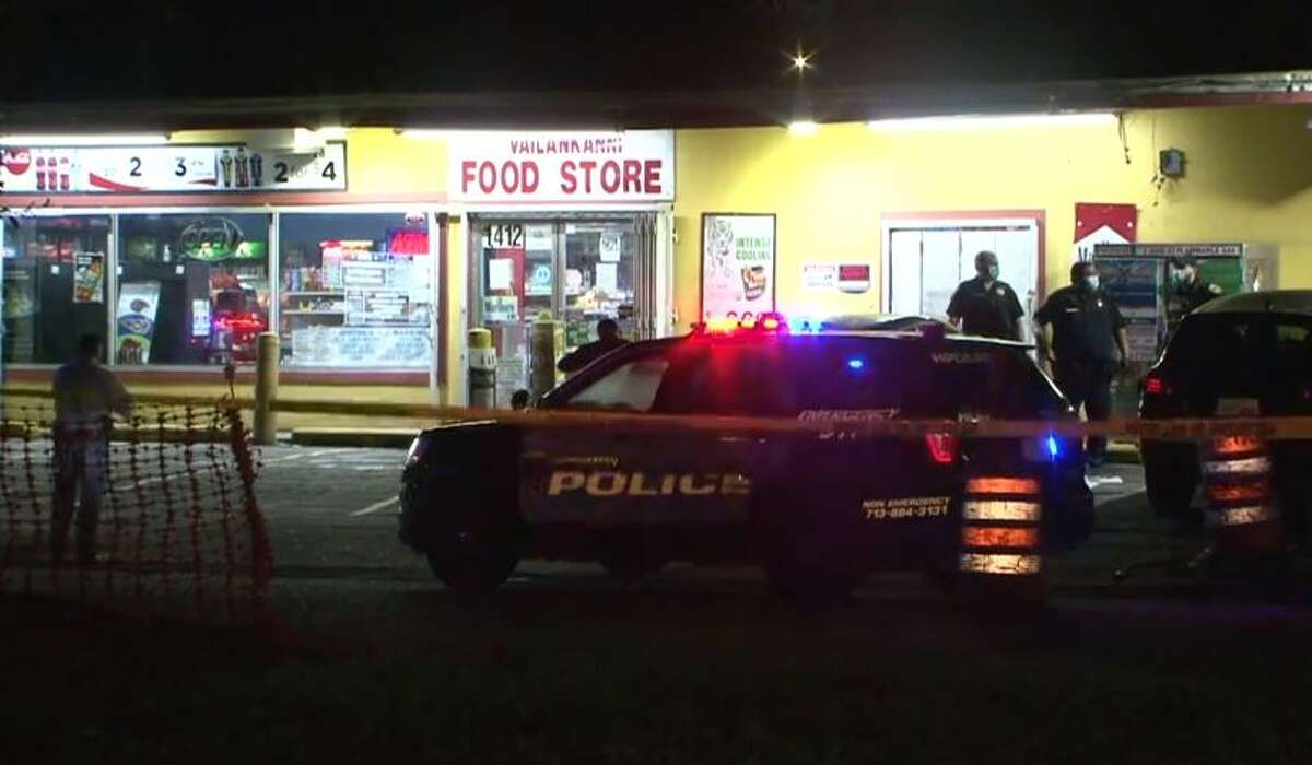A man was fatally shot Thursday, May 27, 2021, at a convenience store on Cavalcade near Chapman.