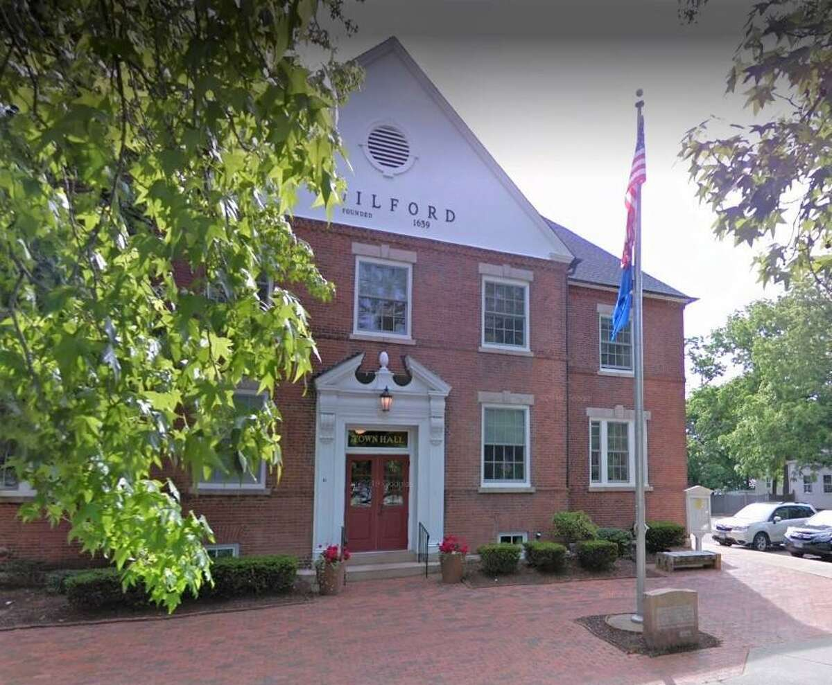Guilford Town Hall is located at 31 Park St.
