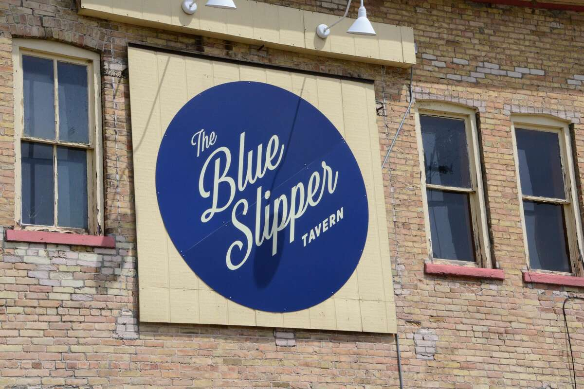 The Blue Slipper Tavern is currently owned by Carolyn and Park Gilmore. (Courtesy photo)