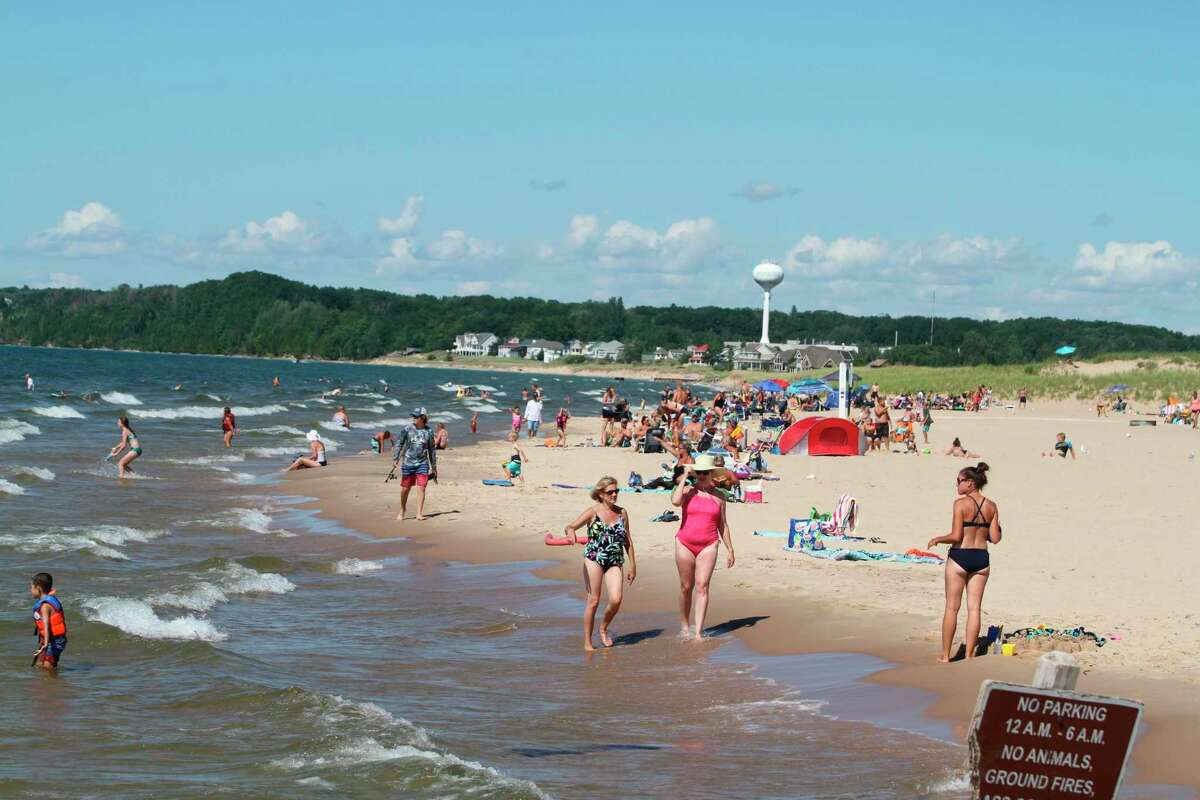 Living the beach life: If you're going to the lake, you're probably going to want to hit up a beach for some relaxing time in the sun. Luckily, you don't need to own property along the shoreline to enjoy its beauty or even soak in its waves, reporter Dylan Savela writes. Public access points and beaches are plentiful in Manistee County, and here are a few favorites: First Street Beach/Douglas Park, North Beach Access, Fifth Avenue Beach and more. See the full list of Beaches in Manistee County).