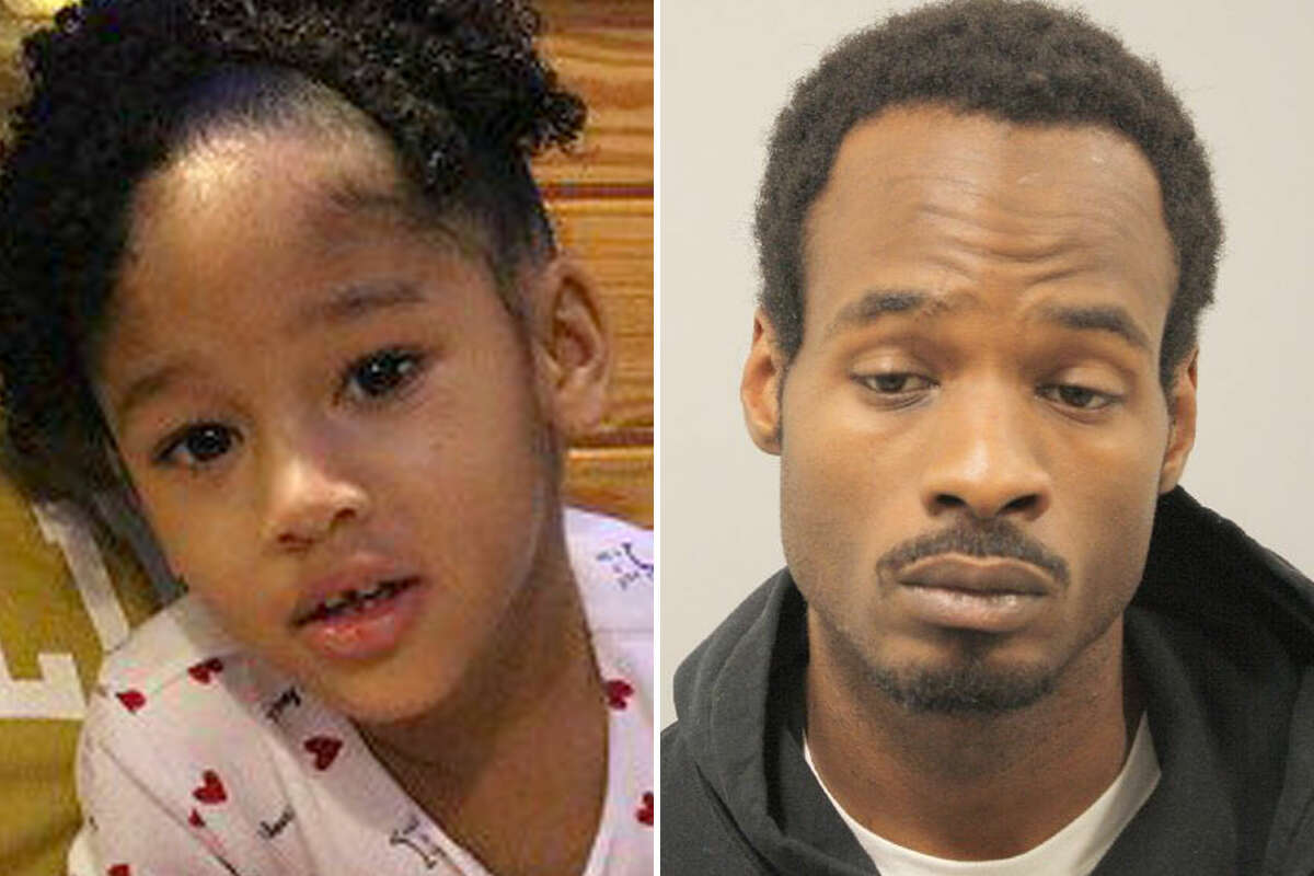 Derion Vence was sentenced to 40 years in prison for the death of Maleah Davis. Maleah Davis (left) Derion Vence (right).