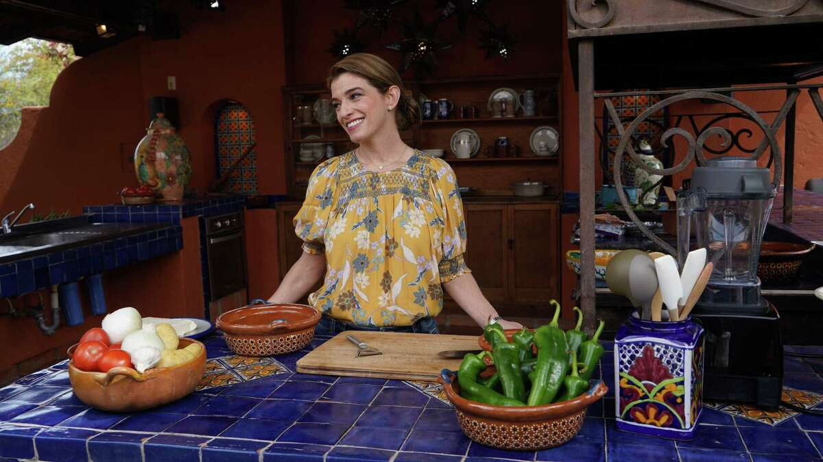 Pati Jinich, the host of the popular TV series Pati's Mexican Table, has been named the Culinary Ambassador of the Republic of the Rio Grande.