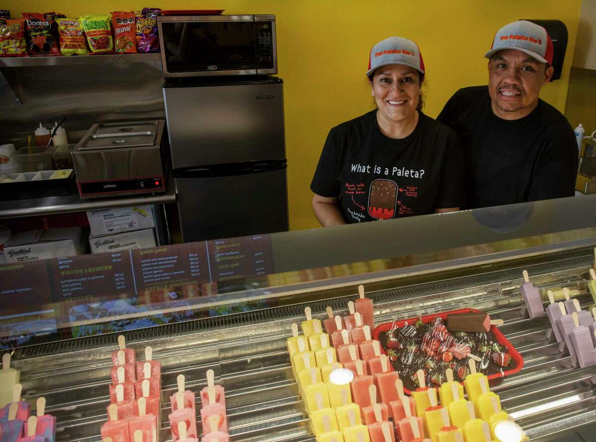 The Paleta Bar as seen Tuesday, May 18, 2021 at 4400 Midland Dr. Suite 250. Jacy Lewis/Reporter-Telegram