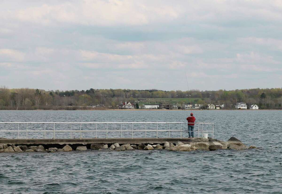 Casting the line: There's great fishing, too. Reporter Kyle Kotecki says there's no shortage of top-notch fishing spots.