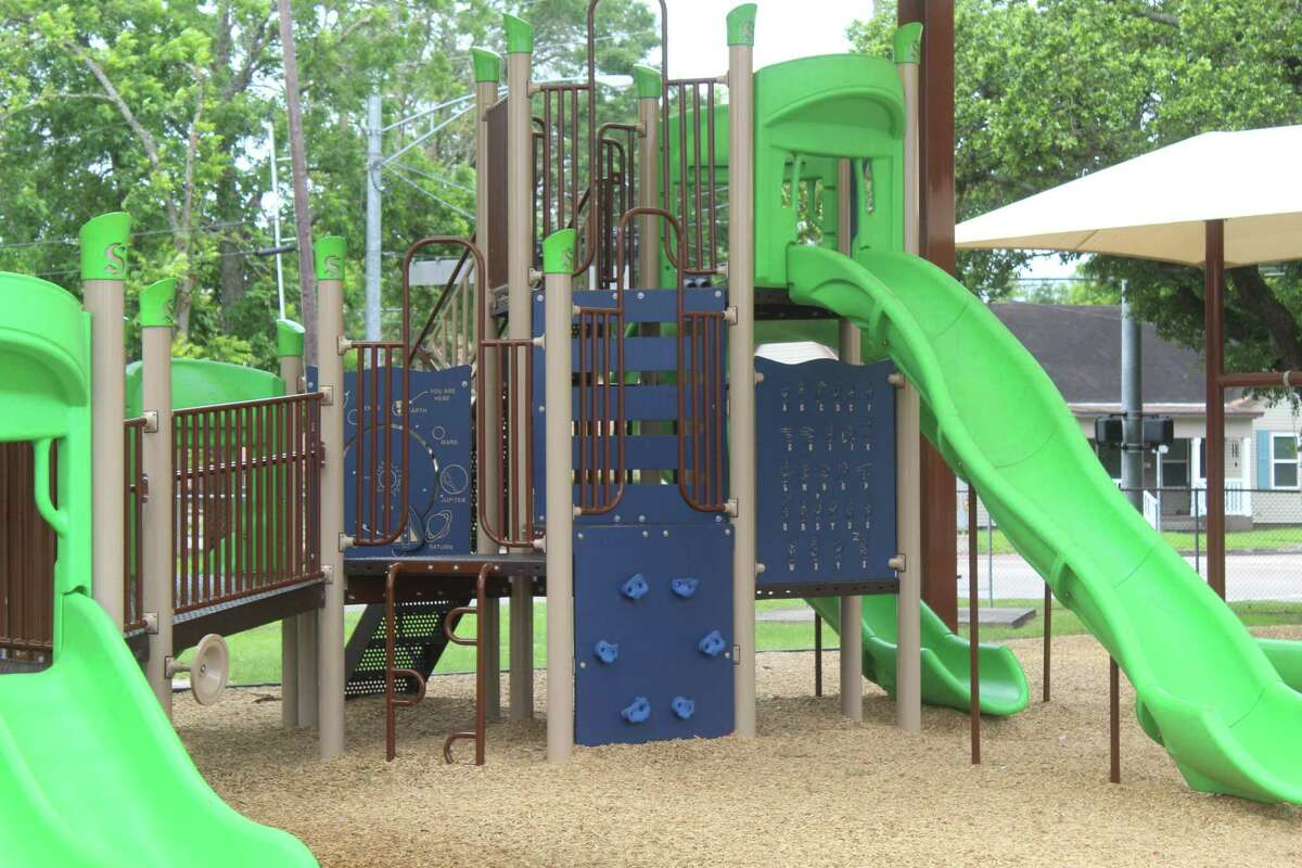 The City of Humble said upgrading parks with improvements like a new playground at Hirsch Memorial Park will improve quality of life in the city.