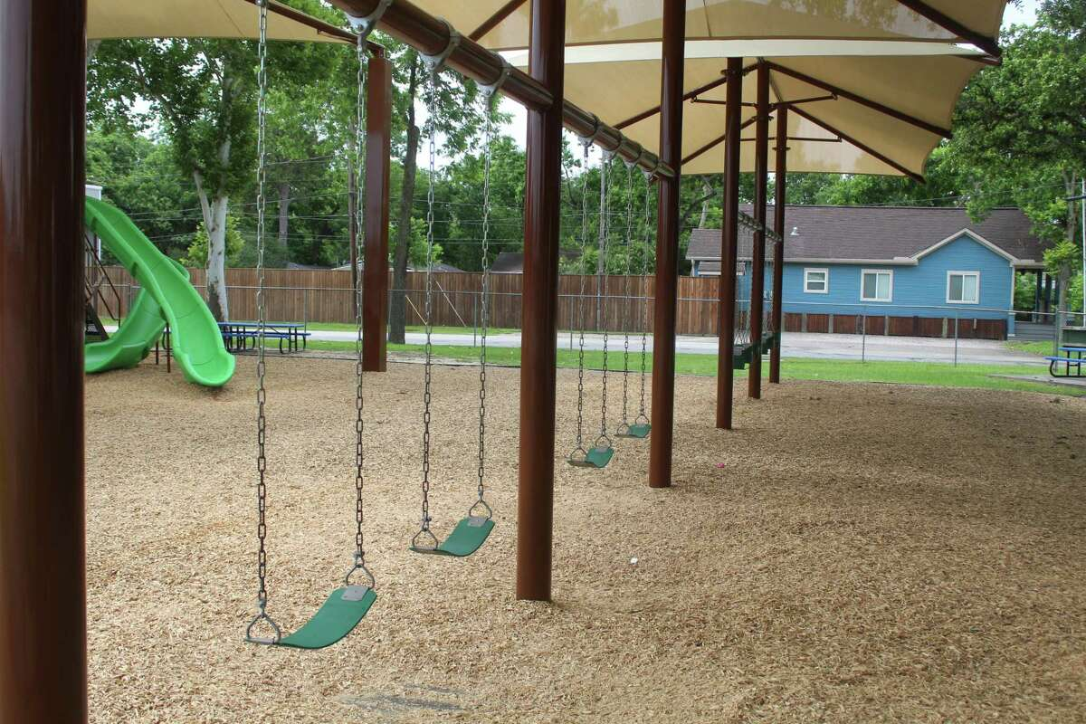 Hirsch Memorial Park has new equipment for the community.