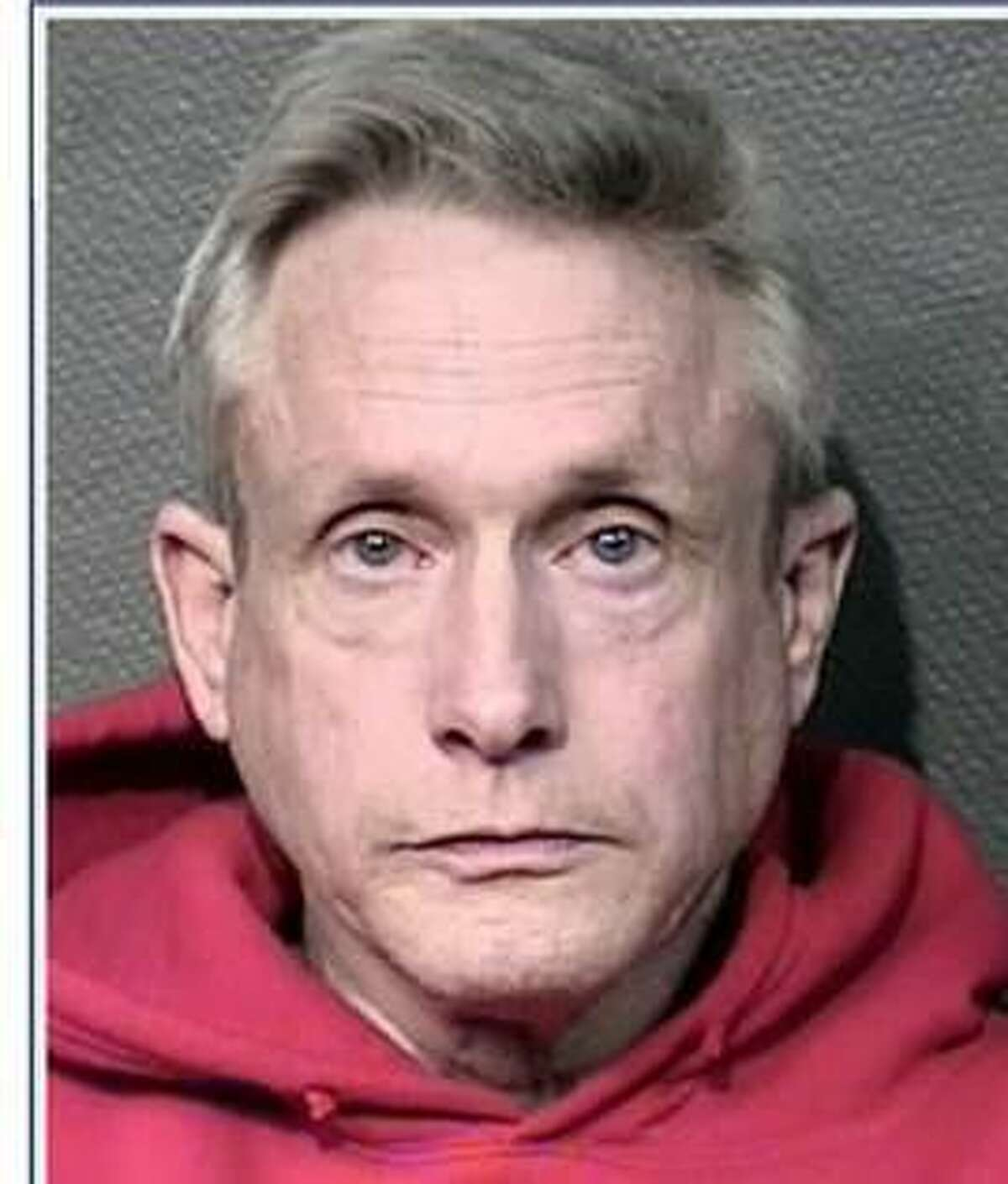 Robin Chiswell is charged with felony stalking.
