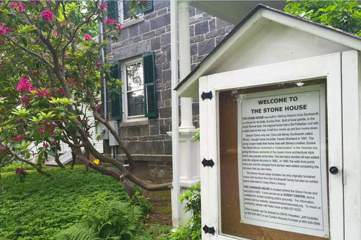 The Deep River Historical Society