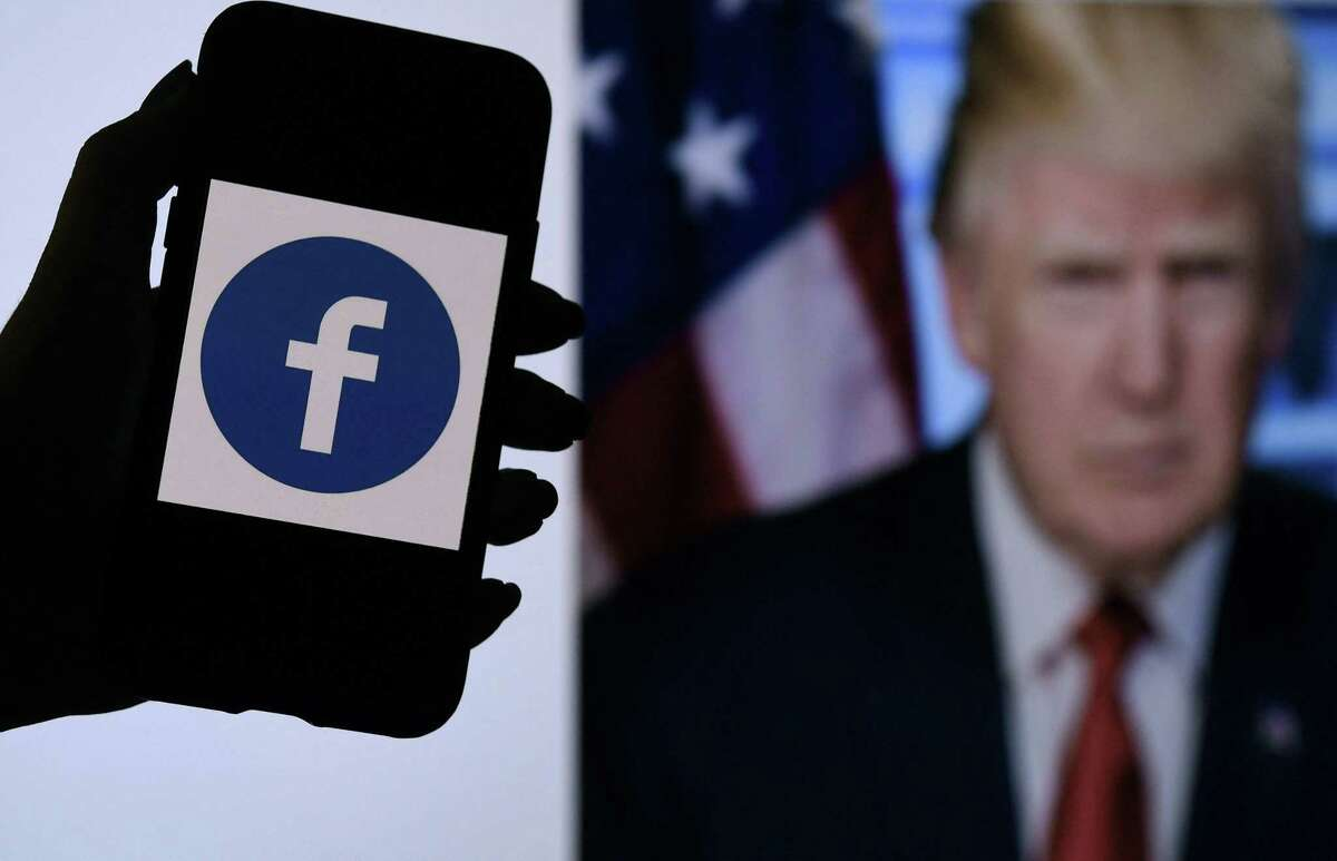 A reader says he resents having something in common with President Donald Trump: being banned from social media.