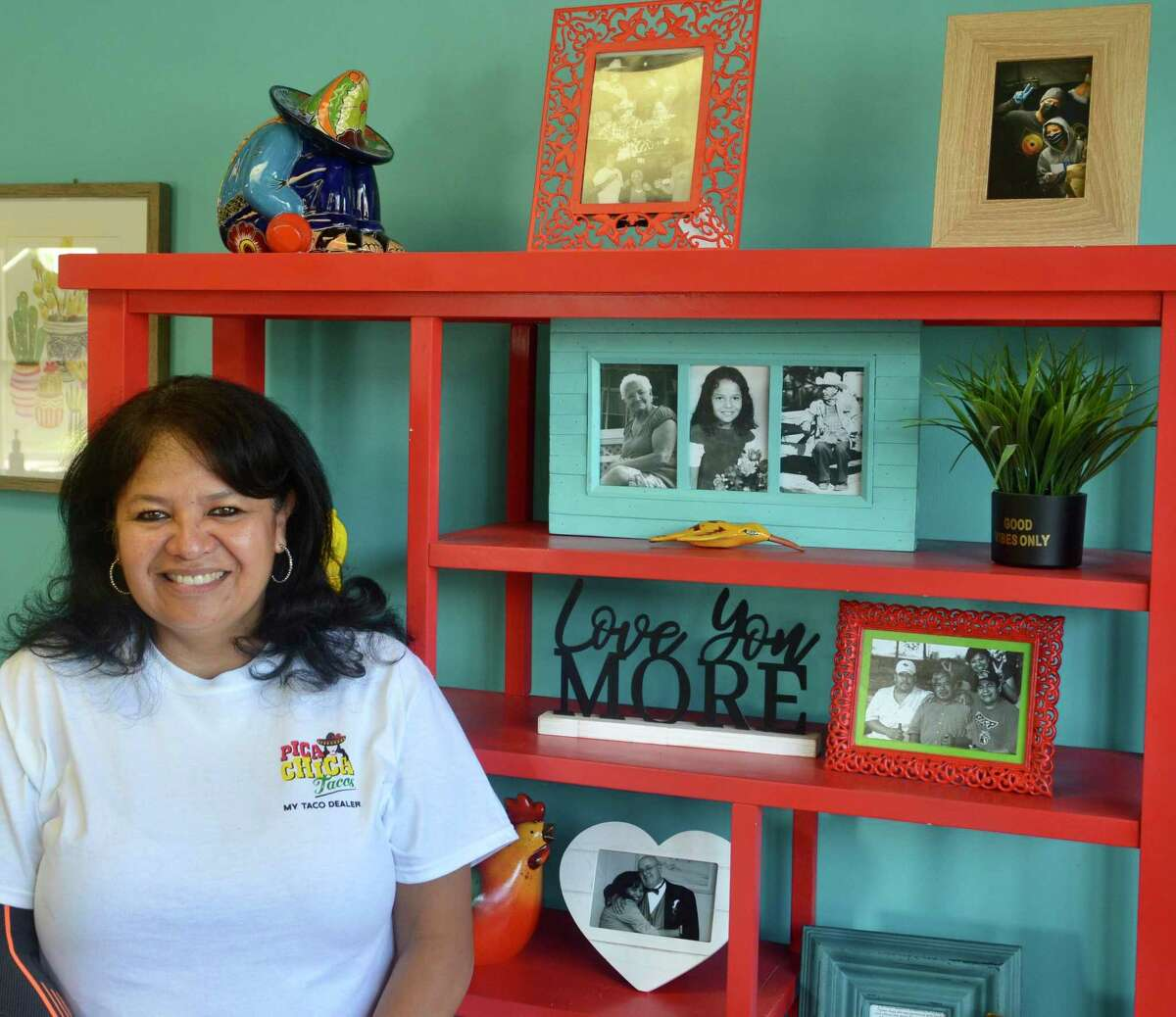 Mari Lee is chef-owner of Chica Pica, a cantina-style eatery that just opened in Clinton.