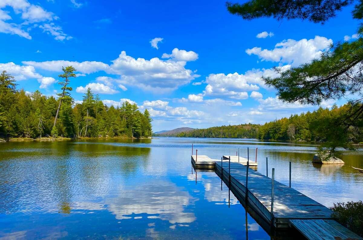 John Hendrickson will seek to subdivide the 36,000 Whitney estate in the Adirondacks.