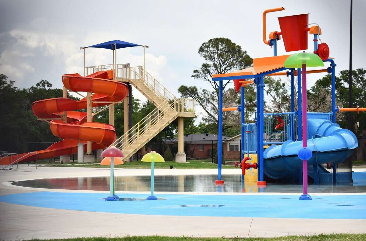 The Plainview Aquatic Center's grand opening has been pushed back to mid-June.
